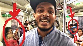 metro-പ-ട-ട-challenge-delhi-karthik-surya