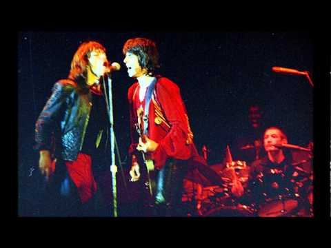 The Rolling Stones feat. Santana - Sympathy For The Devil, Live 1975 Keith Richards on Bass