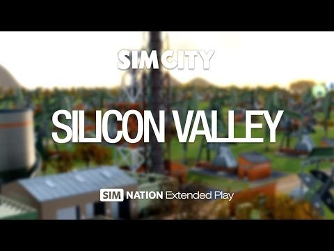 Let's play SimCity: Silicon Valley