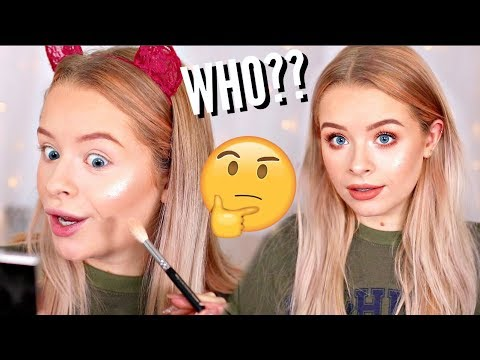 FULL FACE USING BRANDS I'VE NEVER HEARD OF!! | sophdoesnails