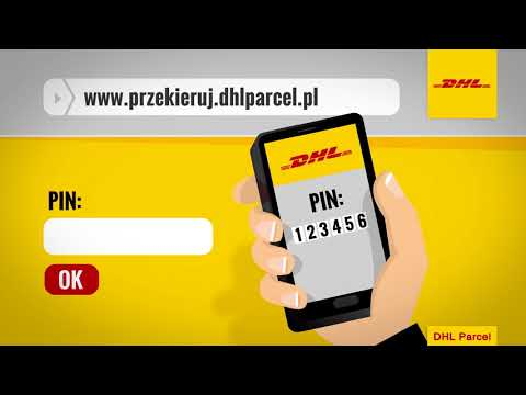 Collecting shipments - redirect a parcel: For you | DHL