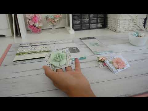 ❀ PROJECT SHARE ❀ PACKAGING IDEA AND GLITTER BOW CLIPS using KAISERCRAFT Metal Dies