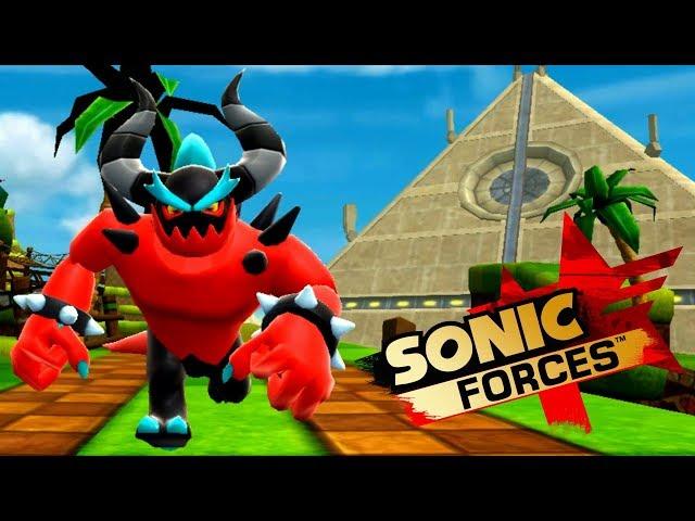 Sonic Forces Speed Battle - Zavok (HD Widescreen gameplay)