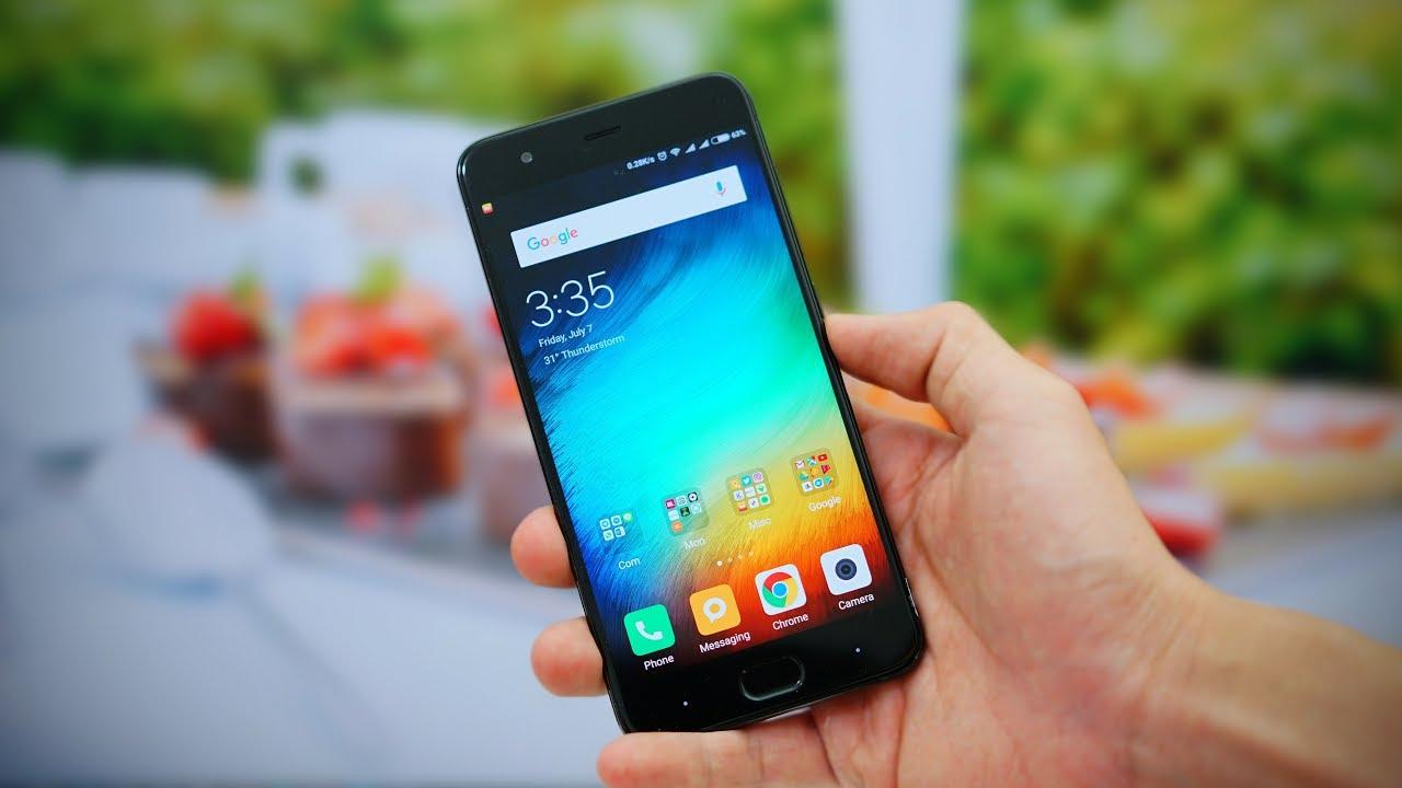 Review Xiaomi Mi6 Indonesia! - YouTube