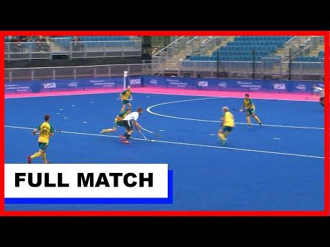Australia V Germany | Full Match | 03 May 2012
