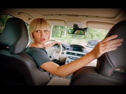 Image result for girl reverse car animation