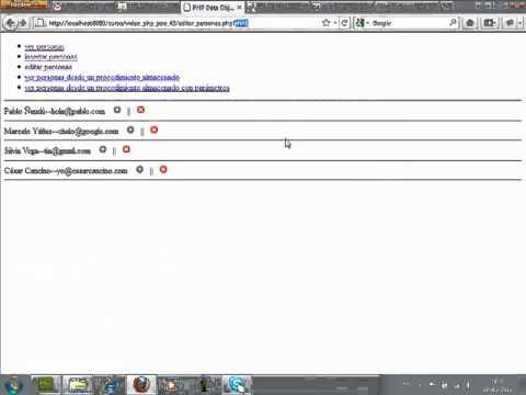 VideoTutorial 43 del Curso de PHP POO