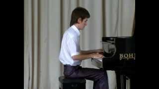 Donald Lambert - Anitra's Dance (from Peer Gynt Suite by E.Grieg) - plays Vladislav Agramakov