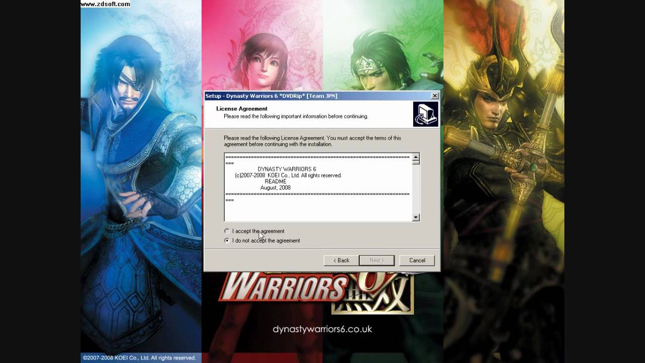 download game dynasty warrior 6 psp iso