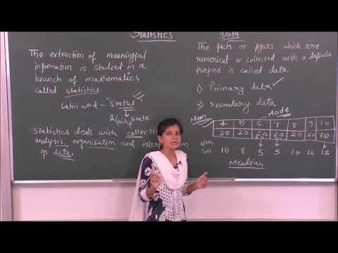 MATHS XI-15-1 Statistics intro.   Pradeep Kshetrapal channel