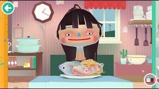 КАК ГОТОВИТЬ ЕДУ! #МУЛЬТФИЛЬМ Toca Kitchen 2 ИГРА!!!Прикол!!