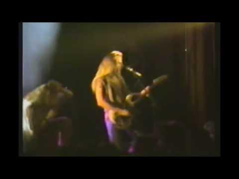 Alice In Chains 12-1-89 Complete Show, WSU, Pullman, WA