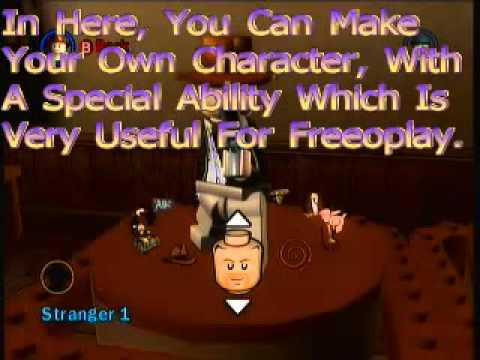 Lego Indiana Jones Original Adventures Barnett College Youtube