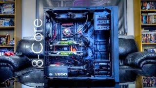 Epic 8-Core Dual GTX 780 Ti Gaming Build! (Intel i7-5960X)