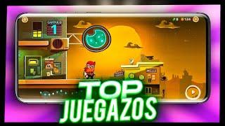 TOP 7 JUEGOS Android que DEBES PROBAR YA!!! 2020