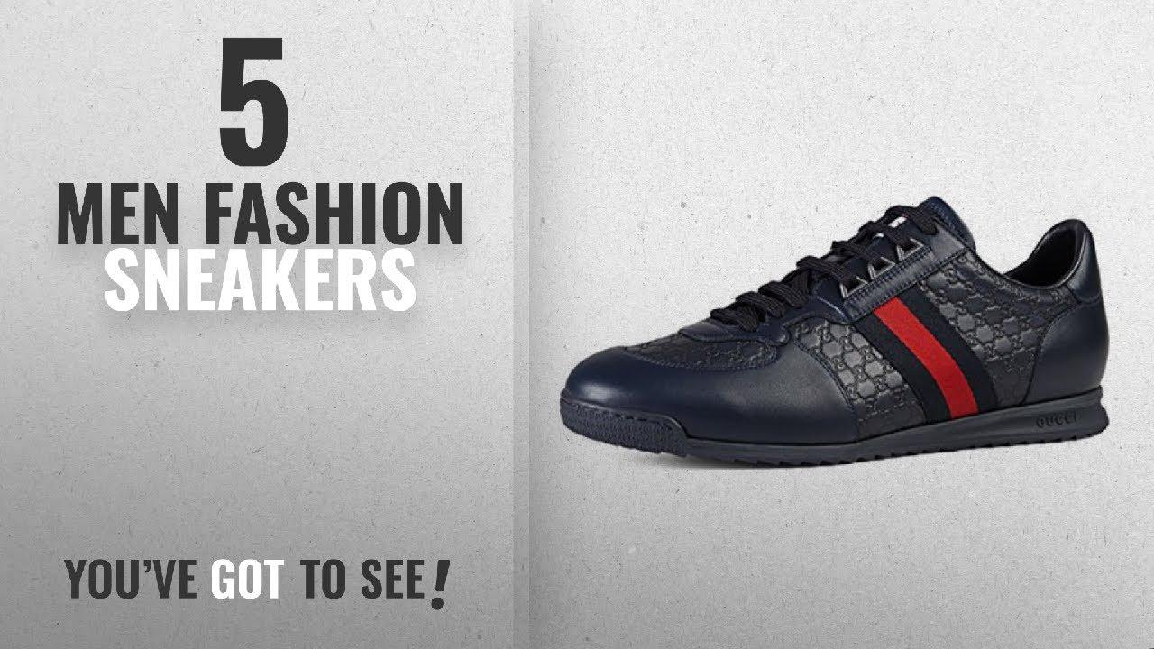 506c882555f Gucci Men Fashion Sneakers  Winter 2018    Gucci Men s  SL 73 ...