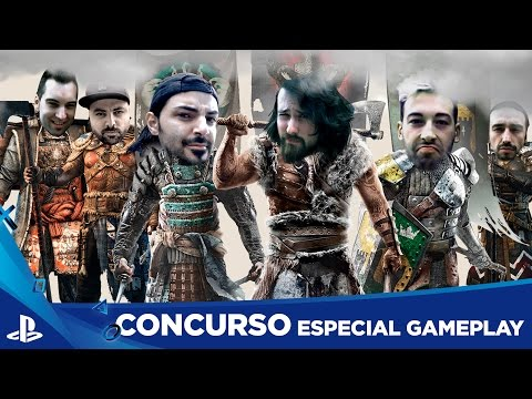 CONCURSO + GAMEPLAY For Honor con NexxuzHD, Corvus, Apixelados, DoctorePollo, byViruZz y Toniemcee