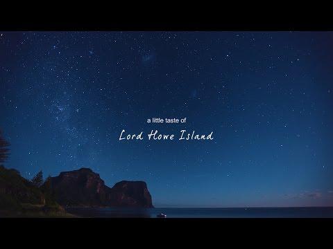 A Little Taste of Lord Howe Island