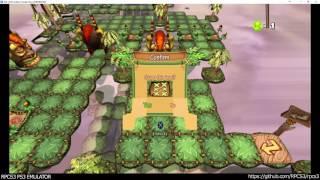 RPCS3 PS3 Emulator - Voodoo Dice Ingame! VULKAN (f84b2f07)