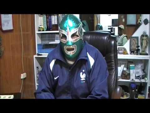 EL IMPALA BLACK MAN II LUCHA LIBRE TV HD VOL 62