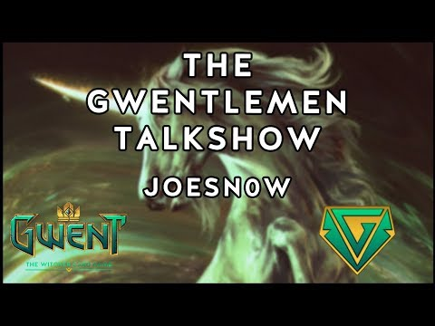 The Gwentlemen Talkshow with special guest JoeSn0w!
