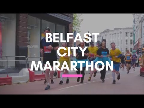 Belfast City Marathon 2018 - Northern Ireland - May Day - Bank Holiday Monday - Running Events
