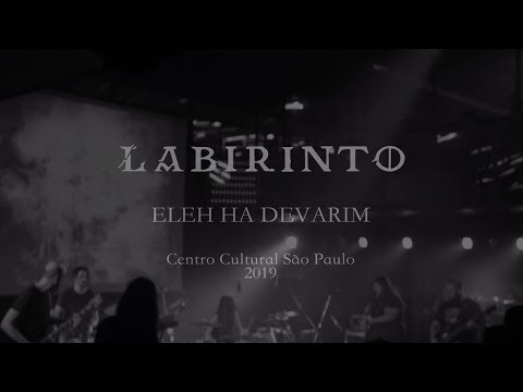 labirinto---eleh-ha-devarim-(official-video)