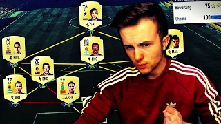 FIFA 17 FUT CHAMPIONS QUALI MIT 10K TEAM CHALLENGE 😯🔥