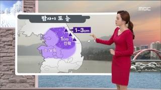 MBC 뉴스데스크 2018년 02월 23일 - 여자 컬링팀, 일본 격파…결승 진출