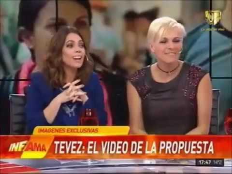 Así será la gran boda de Carlitos Tevez con Vanesa Mansilla