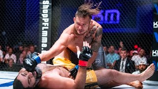 Emiliano Sordi: Road to the PFL Playoffs | Professional Fighters League 2019