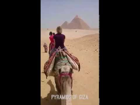 Egypt Vlog: Jewels of the Nile Travel Talk May 2016