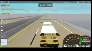 Roblox Ultimate Driving Simulator Episode 4 The School First Edit