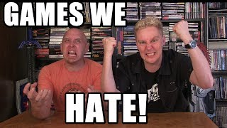 GAMES WE HATE! - Happy Console Gamer