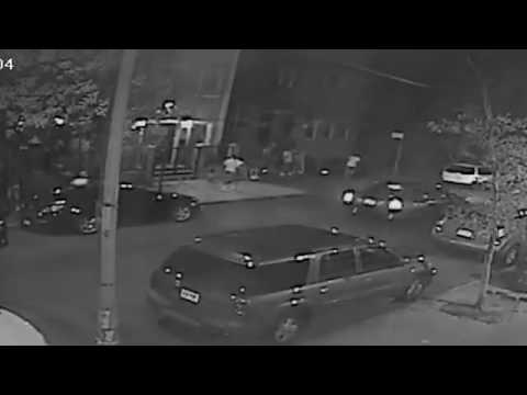 Video shows bullets fired into crowd in the Bronx, killing 17-year-old boy