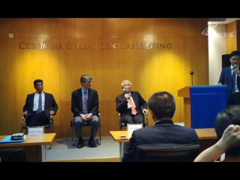 CGEP: China, Energy & Climate Change: A Conversation with Fu Chengyu and Zhang Guobao