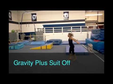 Jen Hansen(Gravity Plus Suit)B4 and After