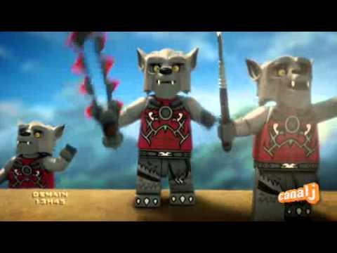 La l gende de chima en exclusivit sur canal j youtube - Image de lego chima ...