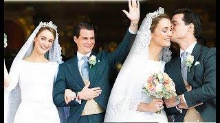 Свадьба немецкой герцогини Софи фон Вюртемберг и французского графа Максимилиана Д'Адинье