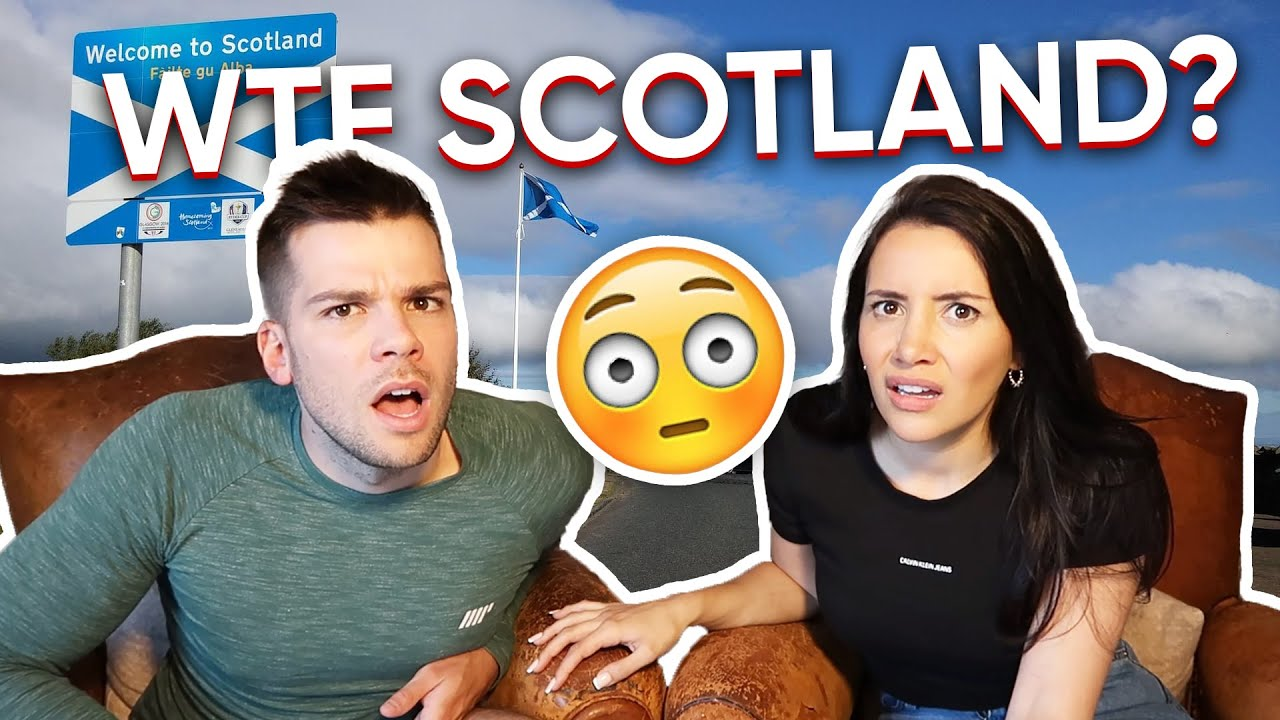 Super Weird Things SCOTTISH People Do!