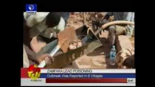 Zamfara Lead Poisoning: Thousands of children yet to be treated
