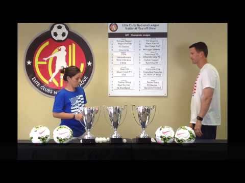 The 2015 ECNL National Play-Off Draw