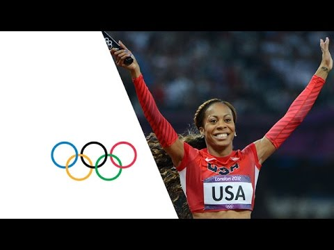 Thumbnail: USA Win 4x400m Relay Gold - London 2012 Olympics