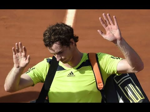 French Open 2014: 'It was a bad, bad day', says Andy Murray