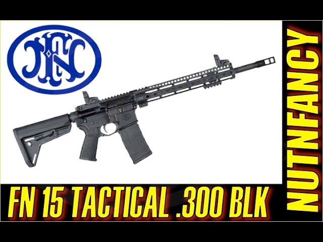 FN AR-15 in 300 Blackout [Full Review]