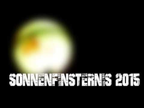 Sonnenfinsternis 2015 im Zeitraffer- Deutschland | Solar Eclipse Timelapse Germany 2015