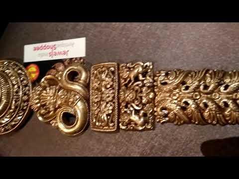 Antique jewellery design