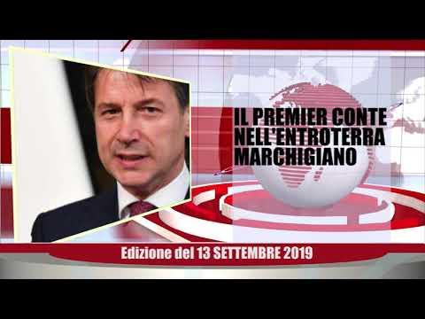 Velluto Senigallia Tg Web del 13 09 2019