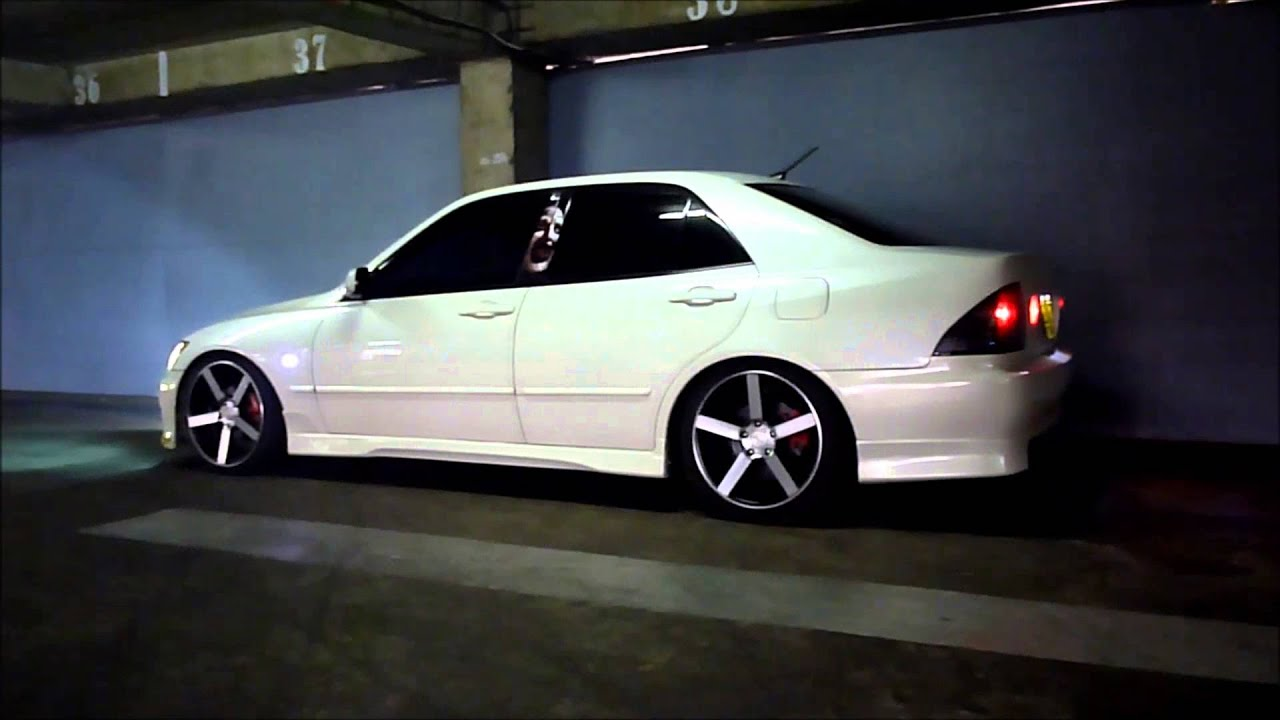 toyota altezza suriname youtube