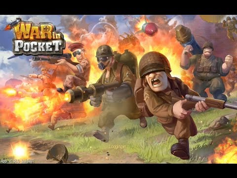 War In Pocket - Strategy MMO Android Gameplay ᴴᴰ